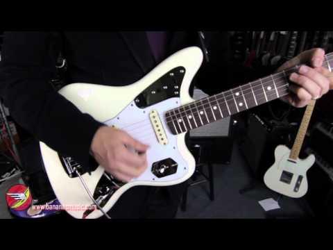 Fender - Johnny Marr Signature Jaguar