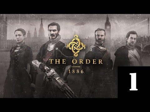 The Order 1886 #1: Рыцари Ордена (Орден 1886)