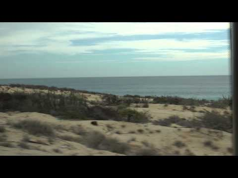 taxi ride from RIU Palace to San Jose del Cabo airport in HD (1080/60p .m2ts)
