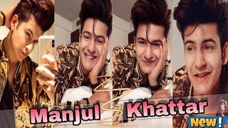 #Manjulkhattar   Manjul Khattar New Oct 2018 Tik Tok Video    Musically India Compilation.