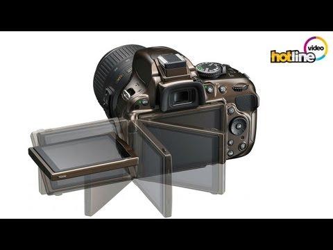 Обзор Nikon D5200