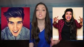 YOUTUBER CONSPIRACY THEORIES  PART 2 Shane Dawson, Trisha Paytas, Sssniperwolf and More!