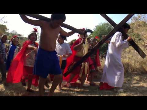 Así vive la PASIÓN DE #CRISTO un grupo de NIÑOS en Cuernavaca, Morelos.