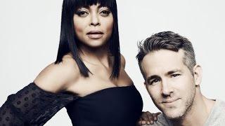 Download Lagu Ryan Reynolds & Taraji P. Henson - Actors on Actors - Full Conversation Gratis STAFABAND