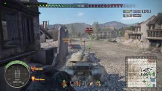 World of Tanks XBOX 1 - T110E4 6K DAMAGE
