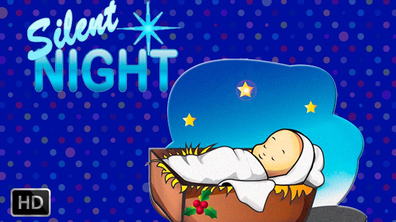 Silent Night, Holy Night - Christmas Carols - Christmas Songs for Children - YouTube