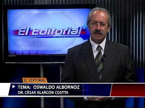 Editorial: Oswaldo Albornoz