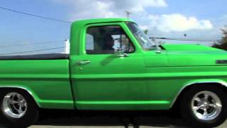 For Sale 1967 Ford F-100 Driving
