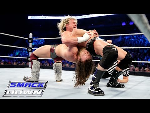 Intercontinental Contender Gauntlet Match – Part 3: SmackDown, March 19, 2015