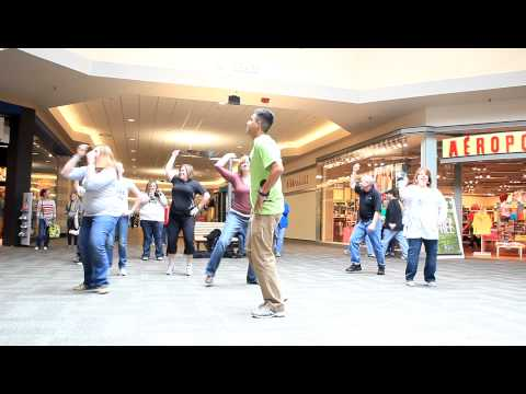 ViSalus World's Largest Flash Mob ~ Paducah, KY