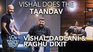 Vishal Dadlani Strange Encounters Son Of Abish