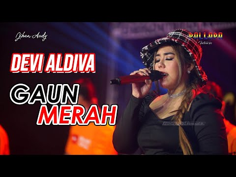Download Lagu DEVI ALDIVA - GAUN MERAH | NEW PALLAPA.mp3