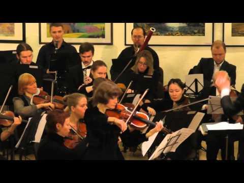 Брух, Макс - Романс для альта с оркестром фа мажор