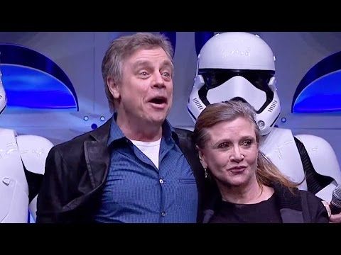 5 Best Moments From Star Wars Celebration Panel
