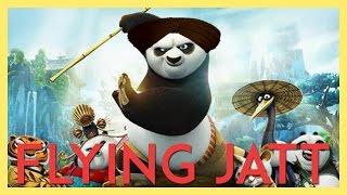 || A Flying jatt Ft. Kung Fu Panda ||