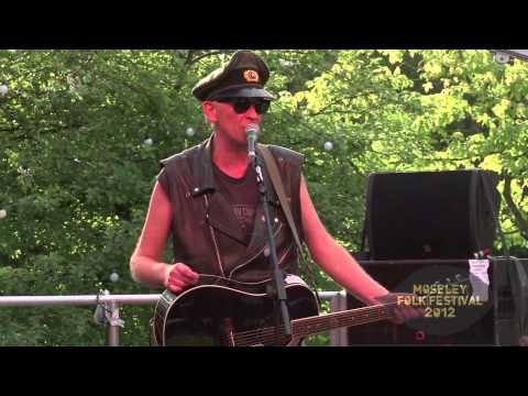 Julian Cope - Cromwell in Ireland - Moseley Folk 2012