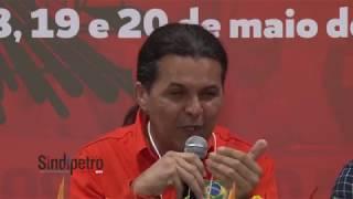 Segundo dia do 7º Congresso d@s Petroleir@s da Bahia