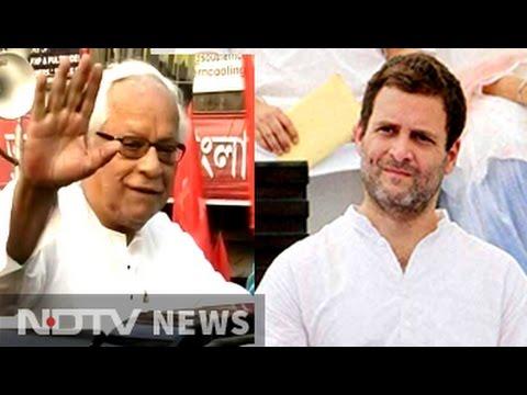 Rahul Gandhi, Buddhadeb Bhattacharjee to share stage in Kolkata