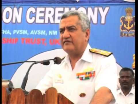 World Ship Trust of UK felicitates retired Indian Naval Officer for opening submarine museum