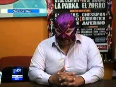 Vuelve la lucha libre a Orizaba