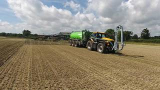 Suggitt Farm Services - Digestate Tankering and Distribution