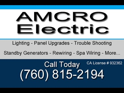 Full-Service Commercial Electrical Contractor San Diego CA