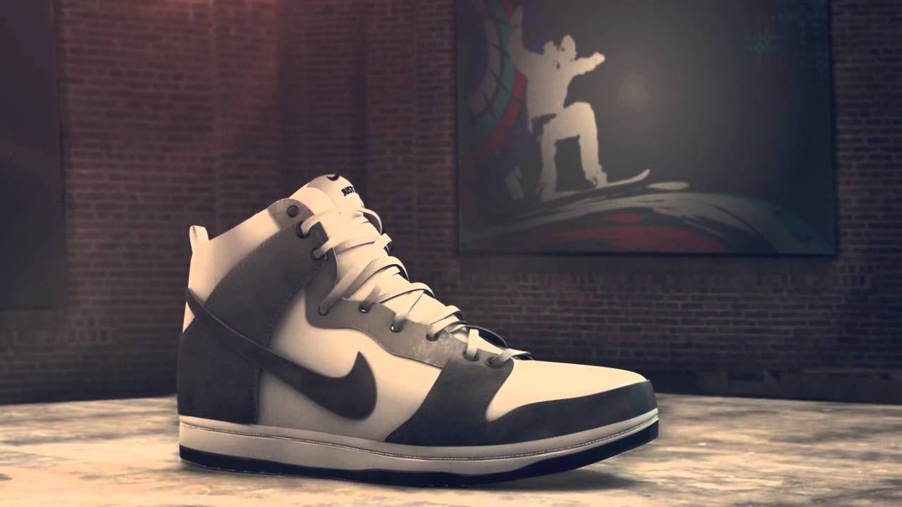 Limited Edition Gunmetal Nike Dunks Limited Edition Gunmetal Nike