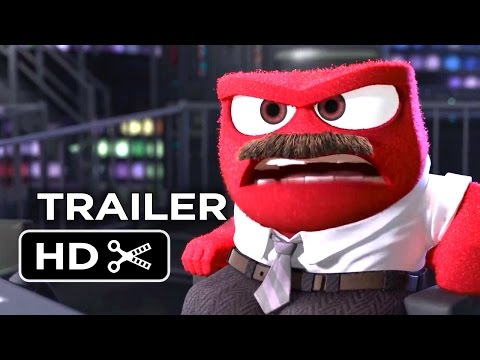 Inside Out Official Trailer #1 (2015) - Disney Pixar Movie HD