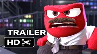 Video clip Inside Out Official Trailer #1 (2015) - Disney Pixar Movie HD