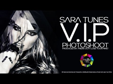 Thumbnail of video Sara Tunes' V.I.P Photoshoot (Behind The Scenes)