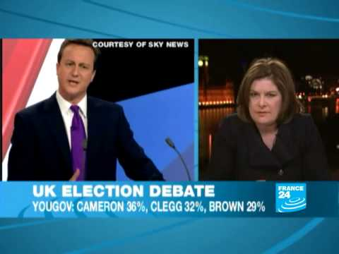 UK election debate: Leaders of main parties hold second ...