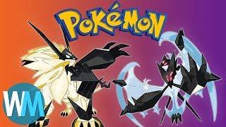 Top 5 Pokémon Ultra Sun and Ultra Moon Features