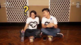 Dea X Alvin Chong - Mie Challenge (PEDES BANGET)