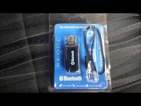 BT-163 Audio Bluetooth Receiver Review