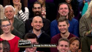 Lesbian Strip Game! (The Jerry Springer Show)