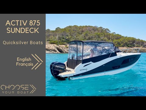 ACTIV 875 SUNDECK by Quicksilver (in English & Français)