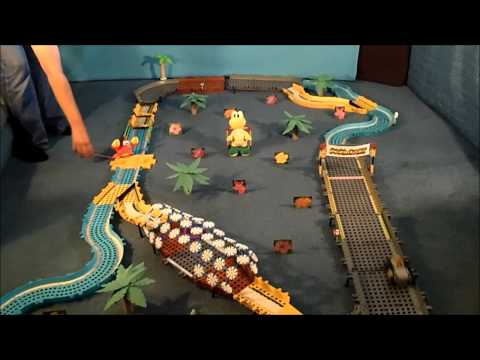 K'Nex Koopa Troopa Beach