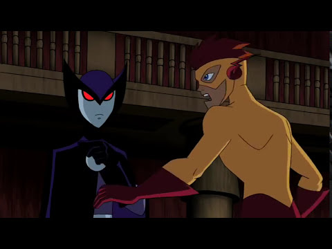 Teen Titans   Kid Flash vs  Hive 5