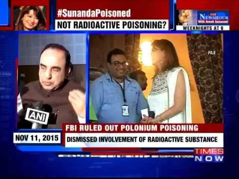 BJP Demands Shashi Tharoor's Arrest   Sunanda Pushkar Case