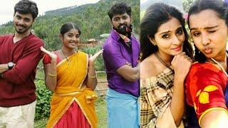 Zee Tamil Azhagiya Tamil Magal Serial Shooting Spot Video   Azhagiya Tamil Magal