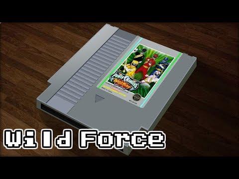 Power Rangers Wild Force「Power Rangers Wild Force Theme」...