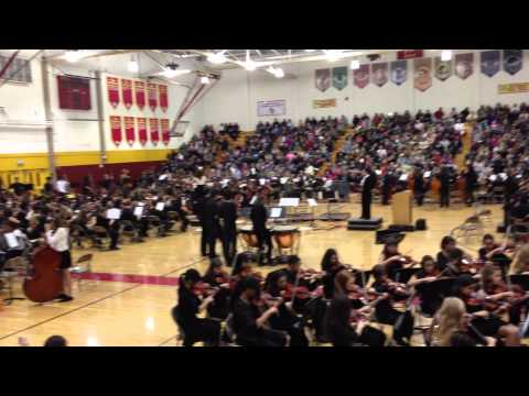 consert Orchestra at Northglenn High School