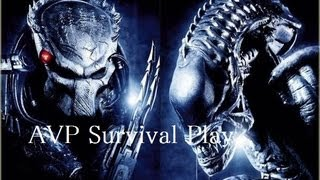 Aliens vs Predator Survival