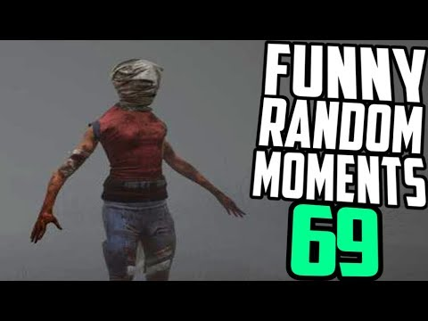 Dead by Daylight funny random moments montage 69