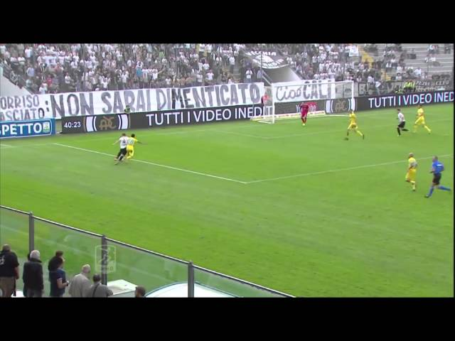 25/10/2014 - Livorno-Spezia: Avanti Aquile!!