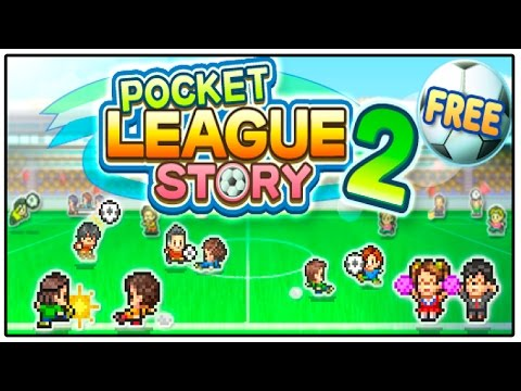 Juegos Android GRATIS | POCKET LEAGUE STORY 2
