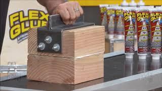 Flex Glue Commercial As Seen On TV