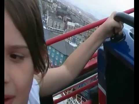 Extreme Jess Rides The Pepsi Max Big One On Board (POV)