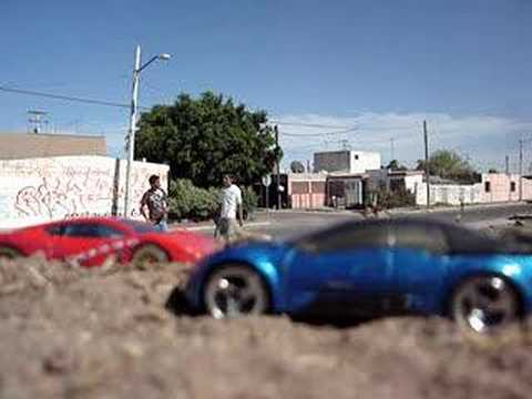 Carros chingones Video