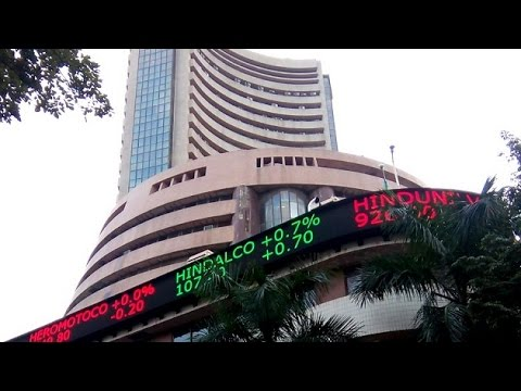 Market: Sensex up 105 points ahead of IIP, inflation data